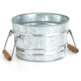 Wash Tub Planter (8 ct.)