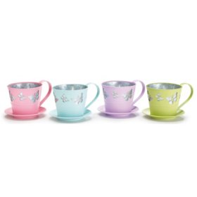 Teacup Planter, Assorted (8 ct.)