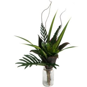 Emerald Forest Bouquet (15 Bunches)
