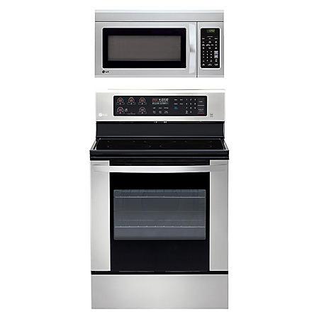LG 2pc Cooking Bundle