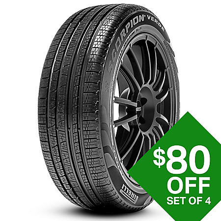 Pirelli Scorpion Verde A/S Plus II - 235/65R17 104H Tire