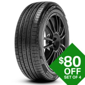 Pirelli Scorpion Verde A/S Plus II - 235/60R18/XL 107V Tire