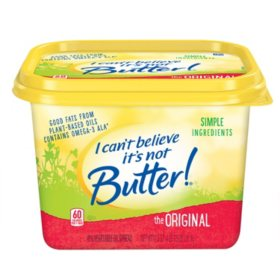 I Can't Belive It's Not Butter! Original (67.5 oz.)