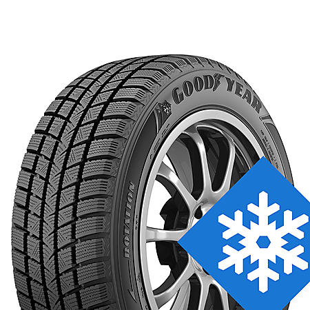 Goodyear WinterCommand - 215/55R17/XL 98T Tire
