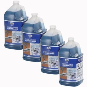 Member's Mark Commercial Floor Cleaner and Degreaser by Ecolab (1 gal., 4 pk.)