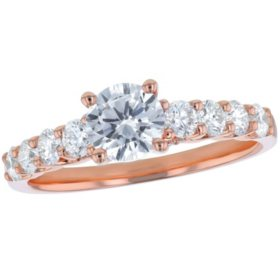 S Collection Bridal 1.50 CT. T.W. Diamond Ring in 14K Gold (SI, H-I)