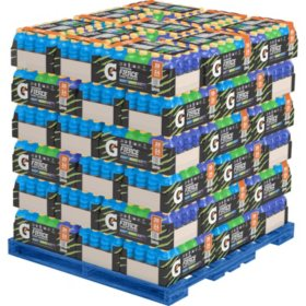 Gatorade Fierce Variety Pack Pallet (54 cases)