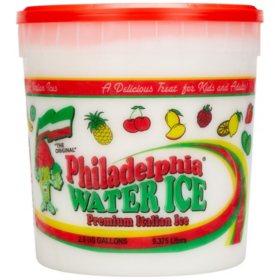 Philadelphia Water Ice, Lemon (2.5 gal.)