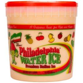 Philadelphia Water Ice, Mango (2.5 gal.)