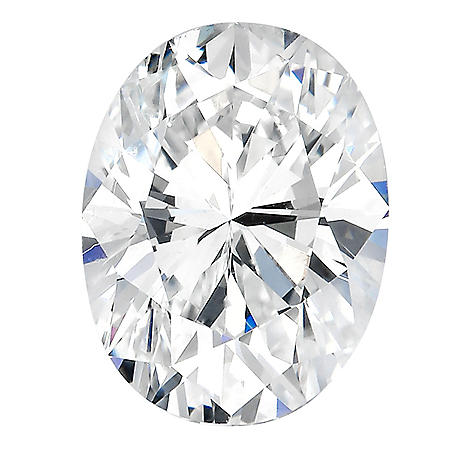 Premier Diamond Collection 1.02 CT. Oval Cut Diamond - GIA (E, VS1)