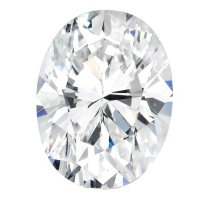 Premier Diamond Collection 1.02 CT. Oval Cut Diamond - GIA (E, VS1)