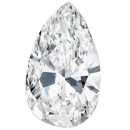 Premier Diamond Collection 1.01 CT. Pear Cut Diamond - GIA (I, VS1)