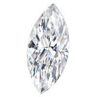 Premier Diamond Collection 1.01 CT. Marquise Cut Diamond - GIA (D, SI1)