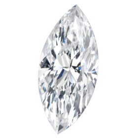 Premier Diamond Collection 1.01 CT. Marquise Cut Diamond - GIA (D, SI1)