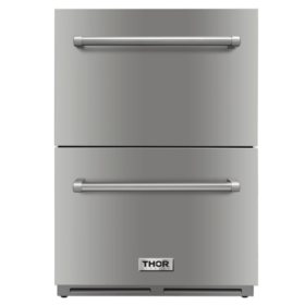 "Thor Kitchen 24"" Under-Counter Refrigerator Drawer"