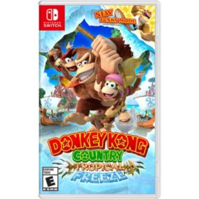 Donkey Kong Country (Nintendo Switch)