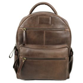 Buffalo Leather Backpack, Choose a Color