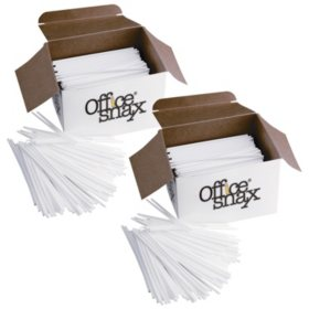 Office Snax Plastic Stir Sticks (1,000 ct. ea., 2 pk.)