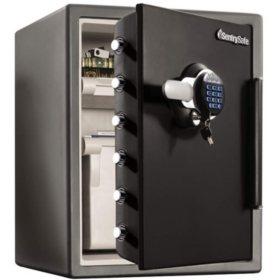 SentrySafe SFW205GPC Fire Resistant Waterproof Safe with Digital Keypad, 2.0 cu ft