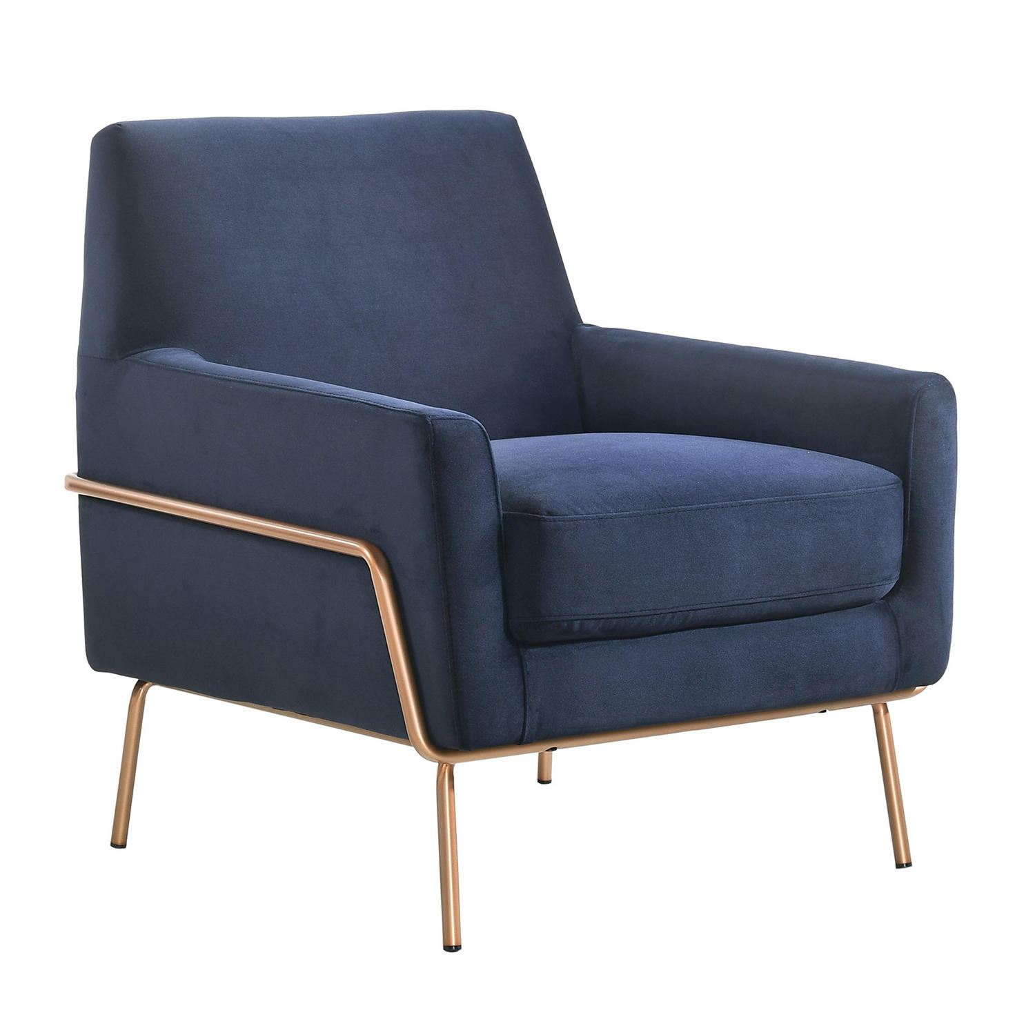 Society Den Kent Modern Accent Arm Chair