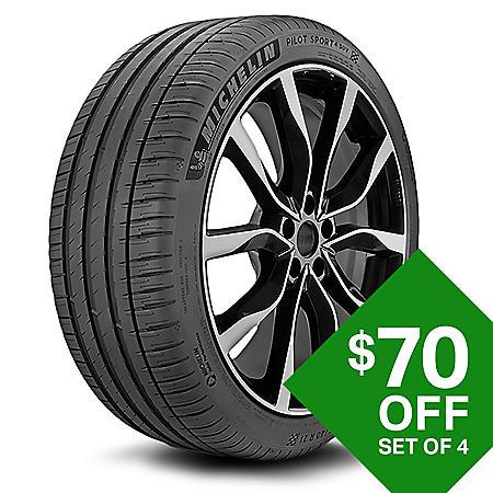 Michelin Pilot Sport 4 SUV - 245/45R21 104W Tire