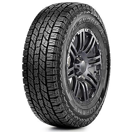 Yokohama Geolandar A/T G015 - LT295/70R18 126S Tire