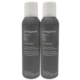 Living Proof Perfect Hair Day Dry Shampoo (4 oz., 2 pk.)