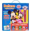 Deals on Disney Mickey Mouse Clubhouse Deluxe Quiz It Pen