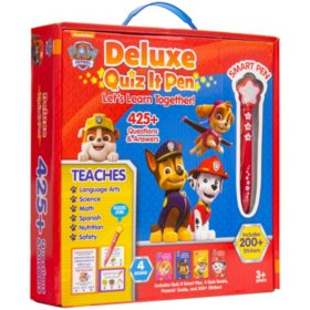Nickelodeon PAW Patrol Deluxe Quiz It Pen