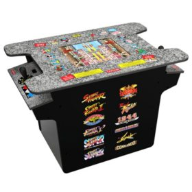 Street Fighter 12-in-1 Head-to-Head Table