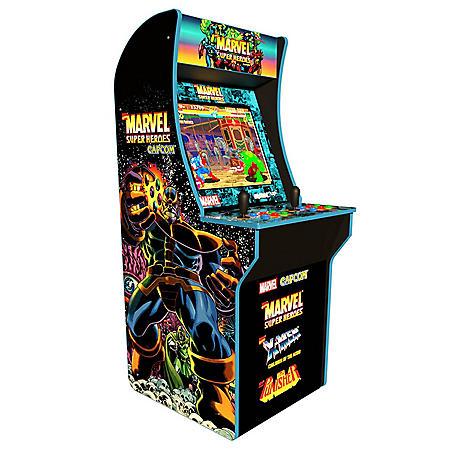 Marvel Superheros No-Riser Home Arcade Game