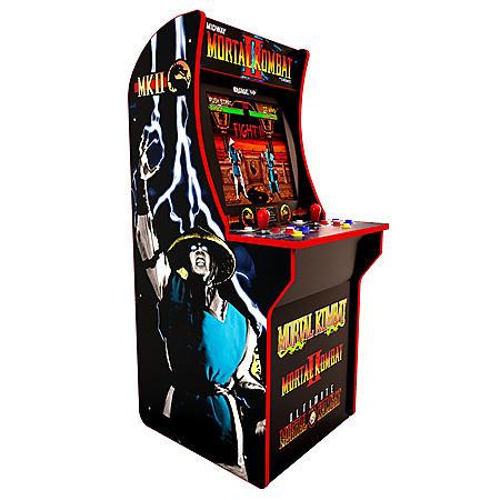 Mortal Kombat No Riser Home Arcade Machine