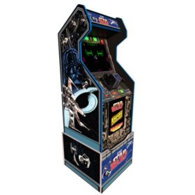 Star Wars Arcade Game With Riser