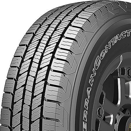 Continental  Terrain Contact H/T - LT265/70R17 121/118S Tire