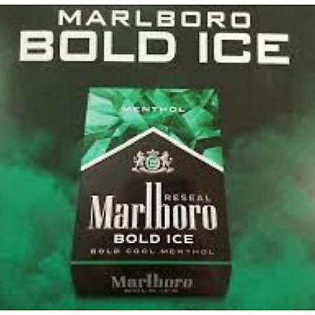Marlboro Bold Ice Menthol Box Kings (20 ct., 10 pk.)