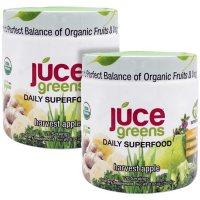 JUCE Greens Superfood, Harvest Apple (8.01 oz., 2 pk.)