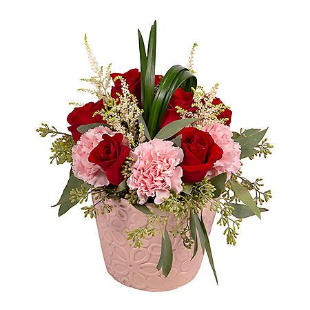 Love Story Bouquet Arrangement