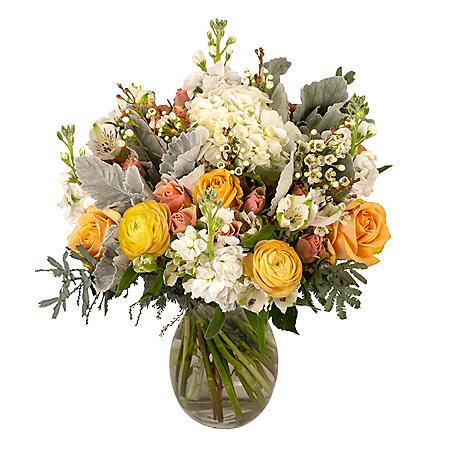 Faith Hope Love Bouquet
