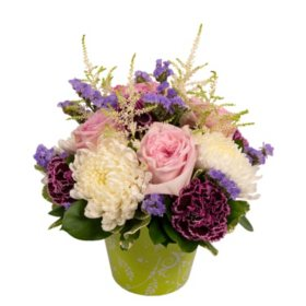Lavender Delight Arrangement