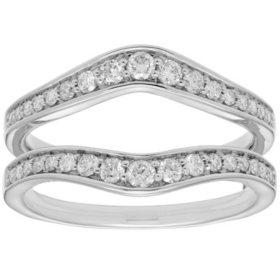 0.50 CT. T.W. Diamond Ring Enhancer in 14K Gold (I, I1)