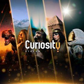 CuriosityStream Documentary Streaming Subscription