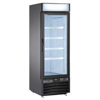 Maxxium X-Series Merchandiser Refrigerator with Glass Door (23 cu. ft.)