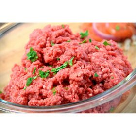 Organic Grass Fed Ground Beef (6 pack, 1 lb each) Delivered to your Doorsteps