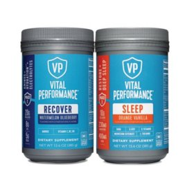 Vital Proteins Performance Collagen Recover and Sleep (2 pk)