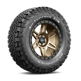 BFGoodrich All-Terrain T/A KO2 - LT265/75R16/E 123R Tire