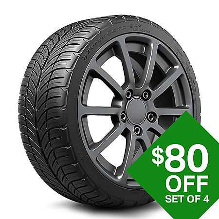 BFGoodrich g-Force COMP-2 A/S PLUS - 265/35R18 97W Tire