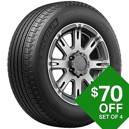 Michelin Primacy LTX - 245/70R17 110T Tire