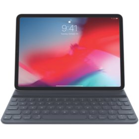 "Apple iPad Pro 11"" 256GB with Wi-Fi (Space Gray) + Apple iPad Pro Smart Keyboard Folio for iPad Pro 11"" Bundle"