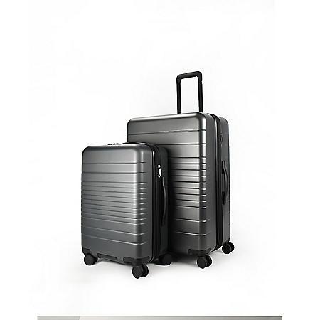 Member's Mark Two-Piece Hardside Luggage Set