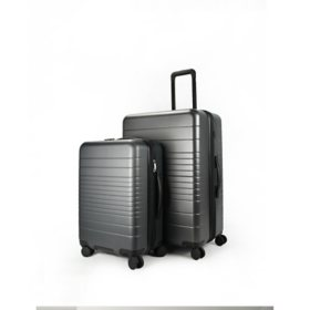 Member's Mark Two-Piece Hardside Luggage Set